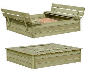 houten-zandbak-met-bankjes